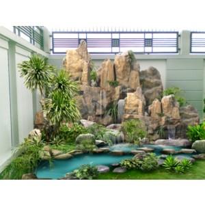 Thiết kế tiểu cảnh sân vườn TKTC14