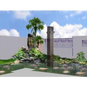 Thiết kế tiểu cảnh sân vườn TKTC15