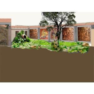 Thiết kế tiểu cảnh sân vườn TKTC20