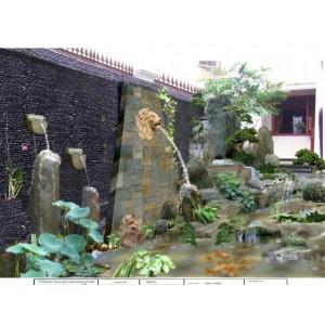 Thiết kế tiểu cảnh sân vườn TKTC21