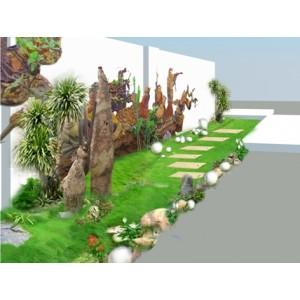 Thiết kế tiểu cảnh sân vườn TKTC24